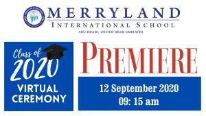 Merryland Graduation 2019-2020